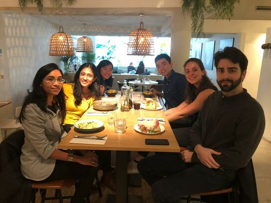 A year at TIAS: There's more than meets the eye