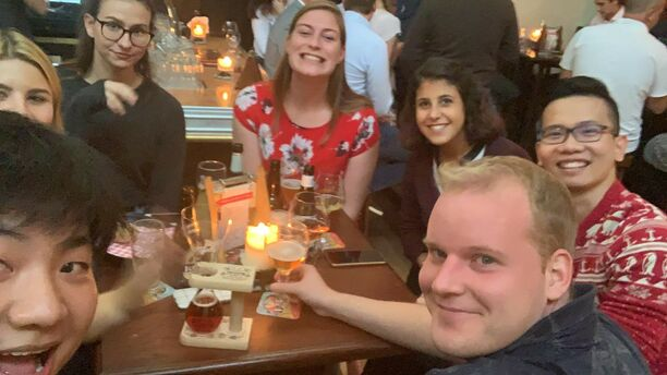 A year at TIAS: To all the new MScBA students