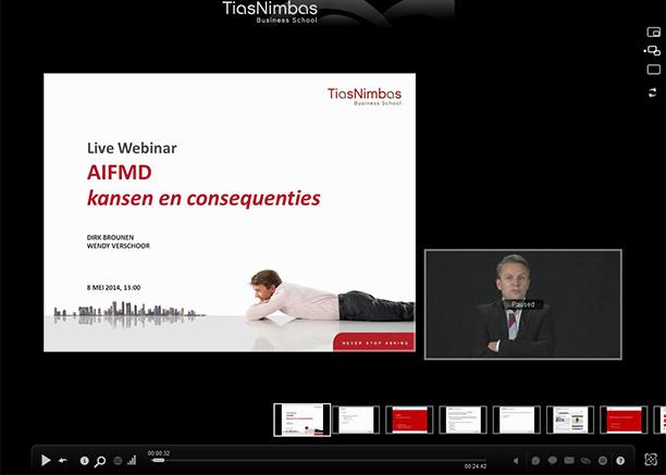 Webinar AIFMD