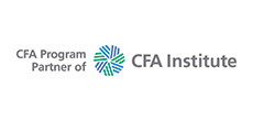 De Investment Management track van de MScBA-programma's is geaccrediteerd door CFA